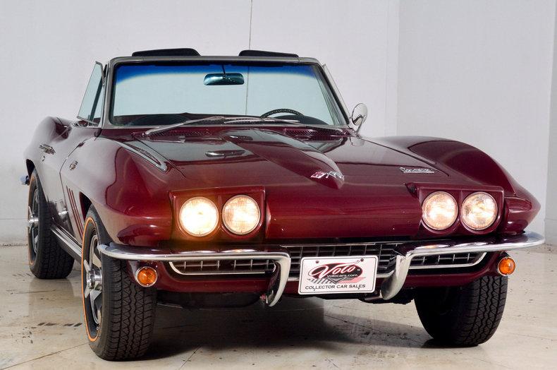 1966 Chevrolet Corvette Image 36