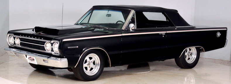 1967 Plymouth Belvedere Image 42
