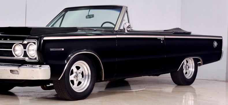 1967 Plymouth Belvedere Image 26