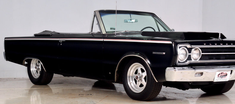 1967 Plymouth Belvedere Image 70