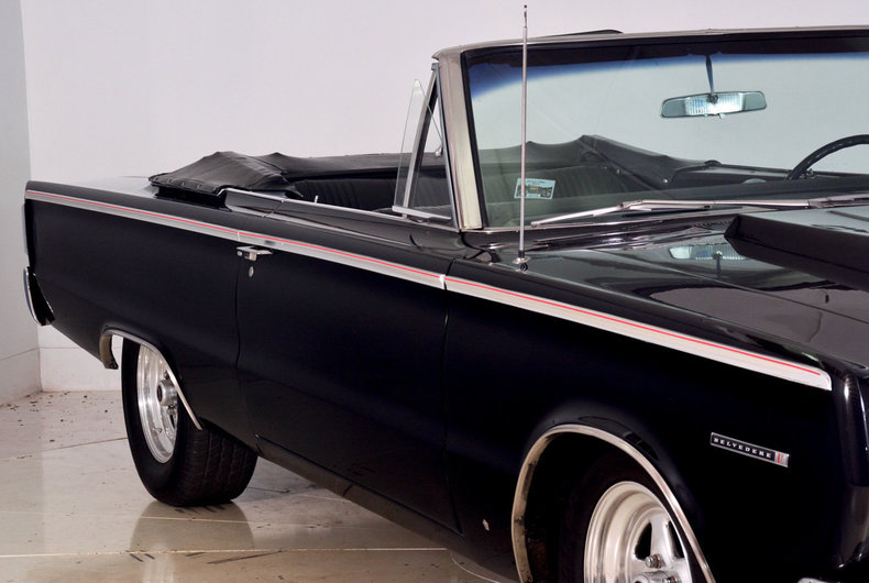 1967 Plymouth Belvedere Image 72