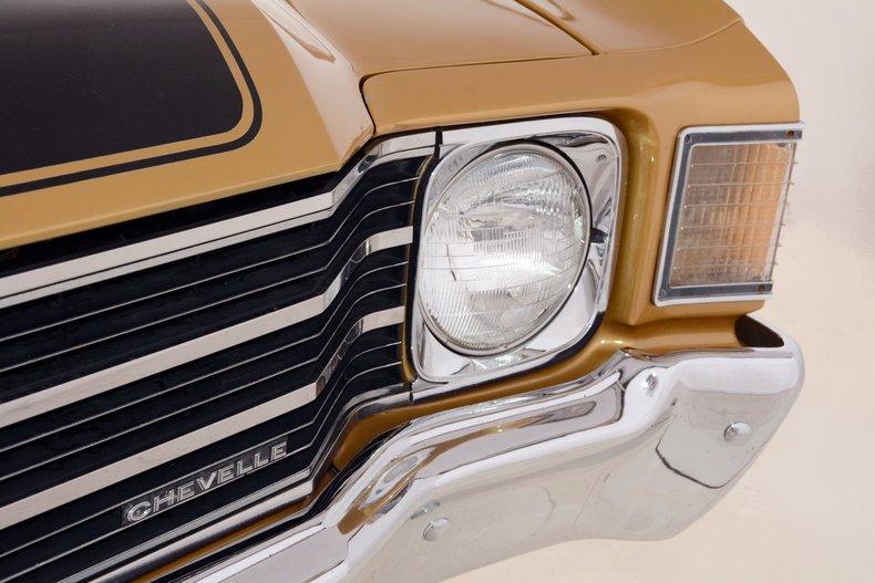 1972 Chevrolet Chevelle Image 7