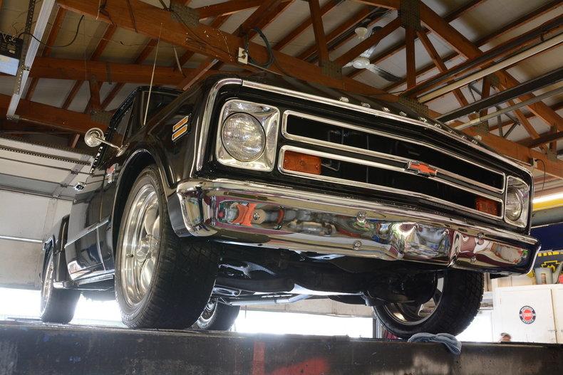 1968 Chevrolet C10 Image 83
