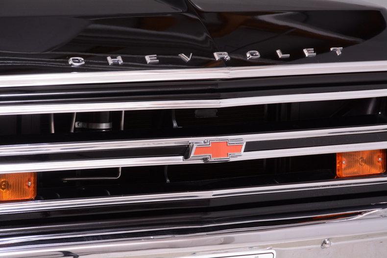1968 Chevrolet C10 Image 38
