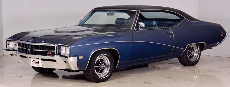 1969 Buick GS Image 50