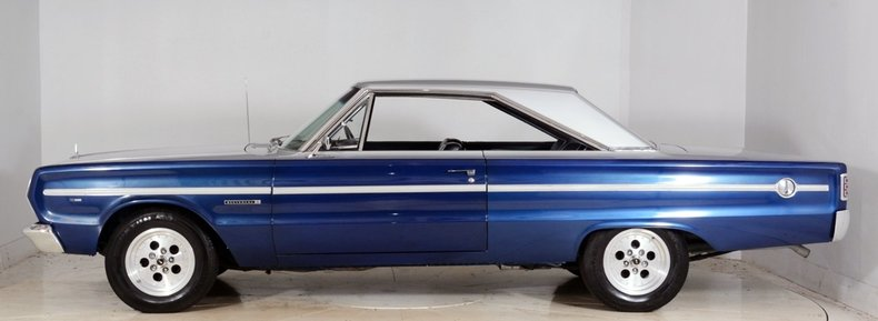 1966 Plymouth Belvedere Image 8