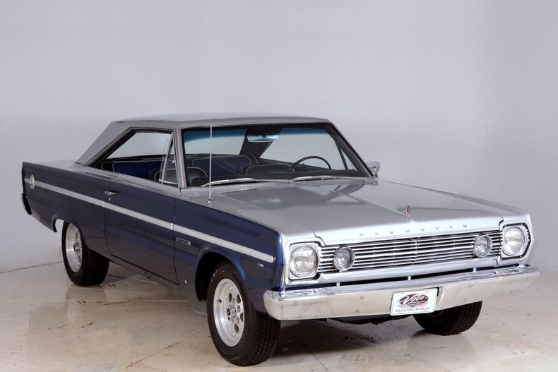1966 Plymouth Belvedere Image 12