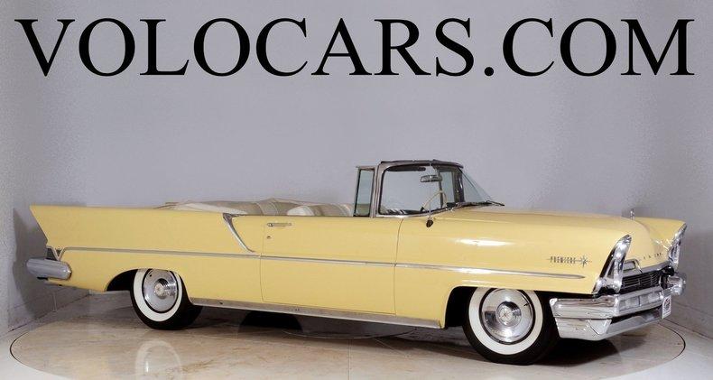 1957 Lincoln Premiere Image 1