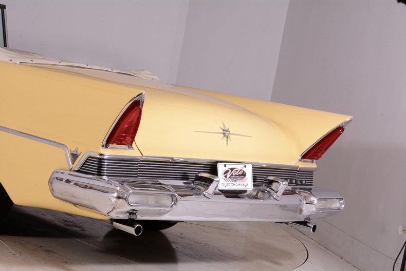 1957 Lincoln Premiere Image 37