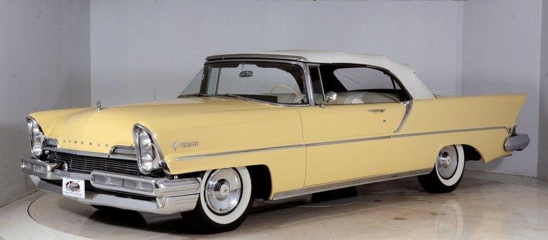 1957 Lincoln Premiere Image 51