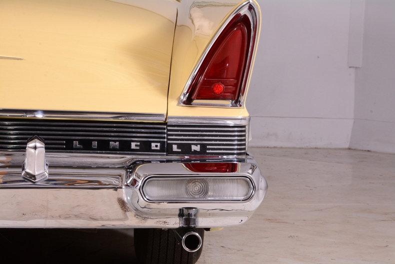 1957 Lincoln Premiere Image 53