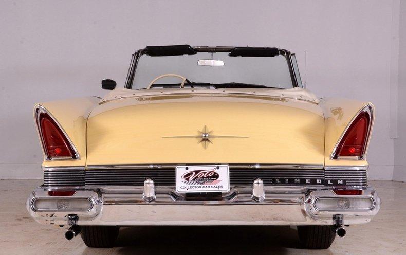 1957 Lincoln Premiere Image 62