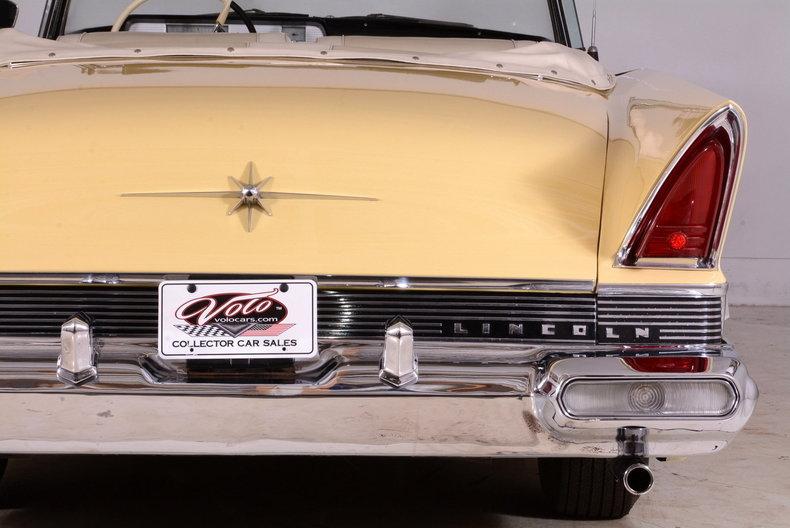 1957 Lincoln Premiere Image 88