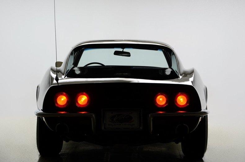 1968 Chevrolet Corvette Image 9
