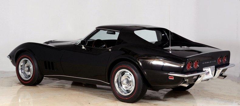 1968 Chevrolet Corvette Image 36