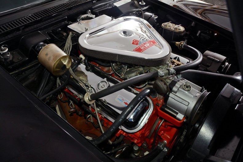 1968 Chevrolet Corvette Image 47