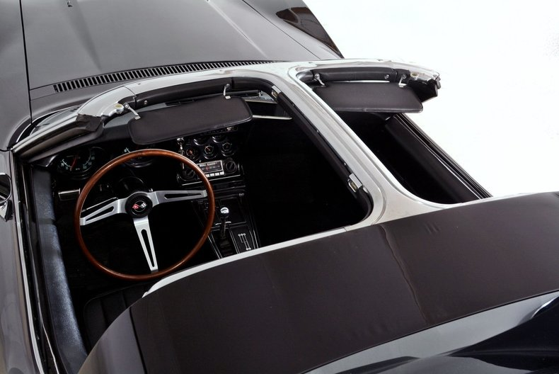 1968 Chevrolet Corvette Image 50