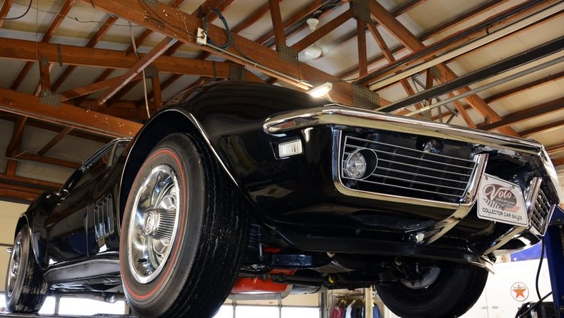1968 Chevrolet Corvette Image 86
