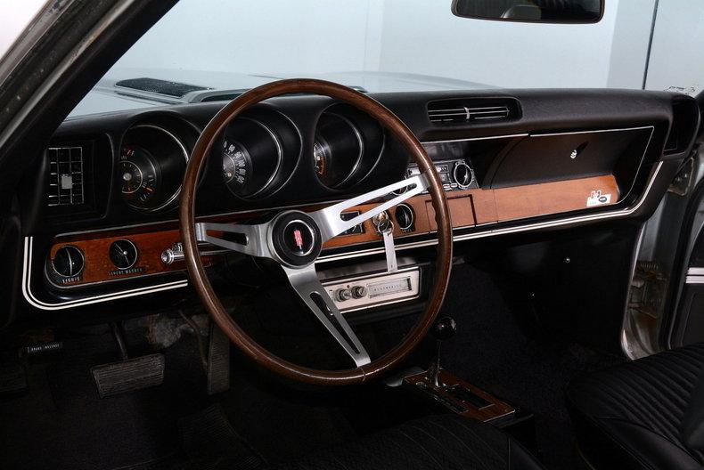1968 Oldsmobile Hurst Image 2