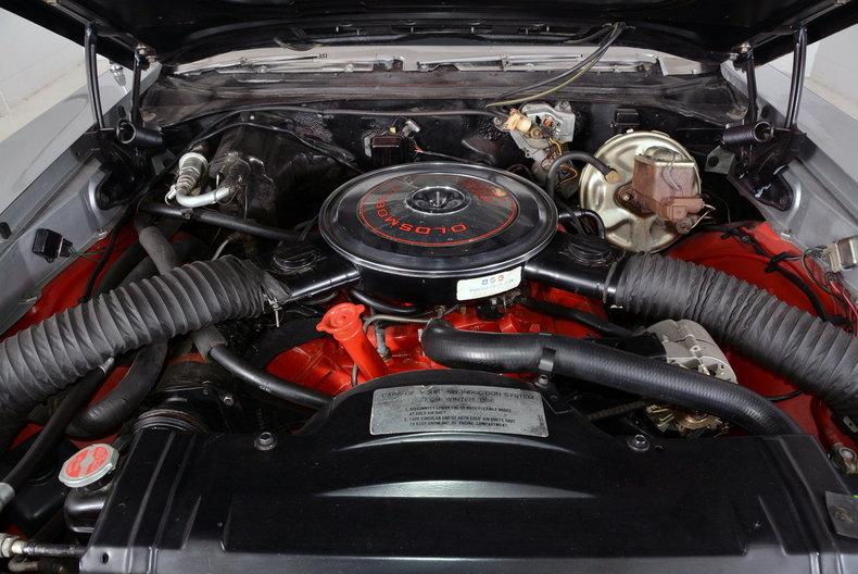 1968 Oldsmobile Hurst Image 4