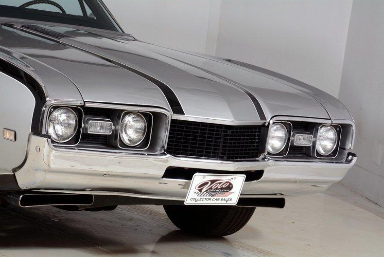 1968 Oldsmobile Hurst Image 9