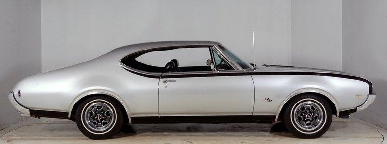 1968 Oldsmobile Hurst Image 17