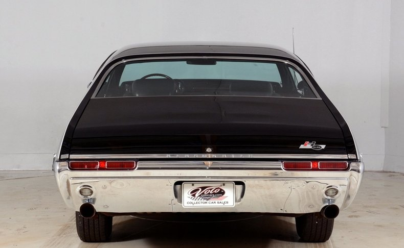 1968 Oldsmobile Hurst Image 25