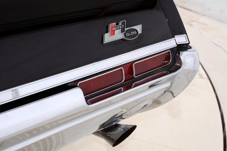 1968 Oldsmobile Hurst Image 29