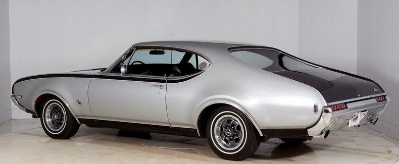 1968 Oldsmobile Hurst Image 33
