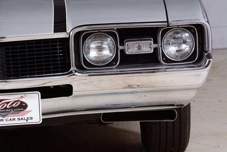 1968 Oldsmobile Hurst Image 35