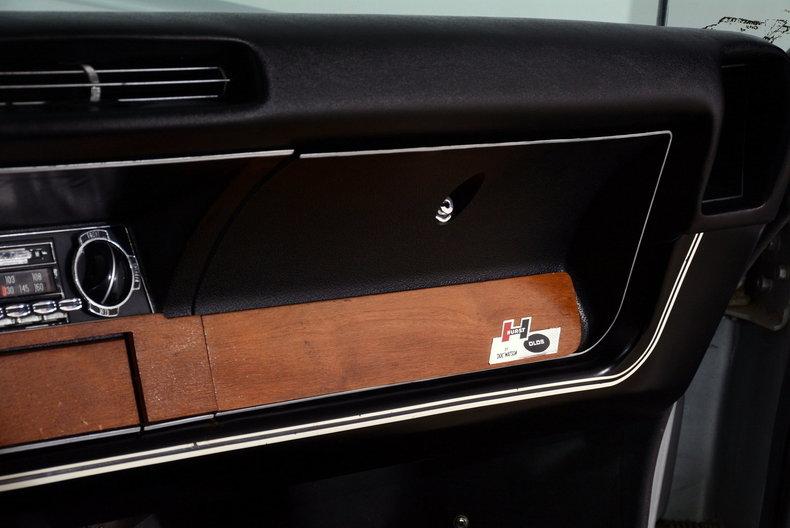 1968 Oldsmobile Hurst Image 37