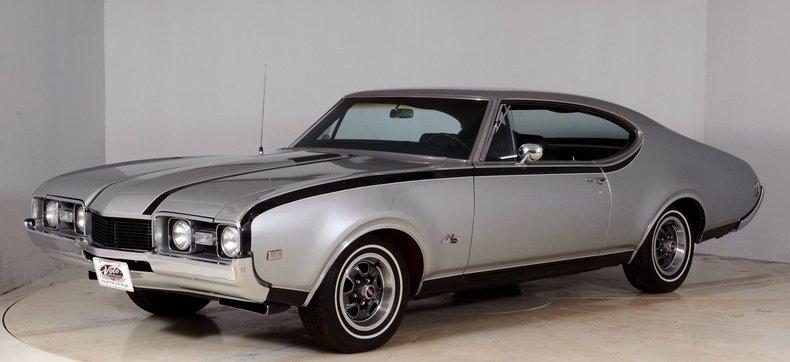 1968 Oldsmobile Hurst Image 49