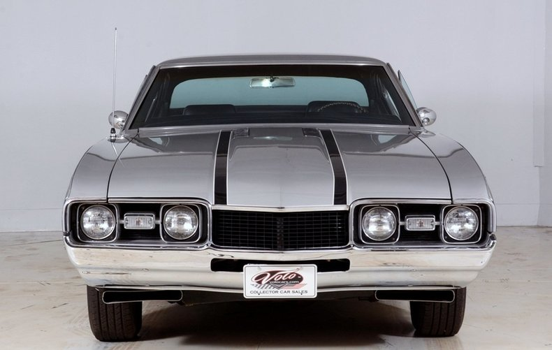 1968 Oldsmobile Hurst Image 57