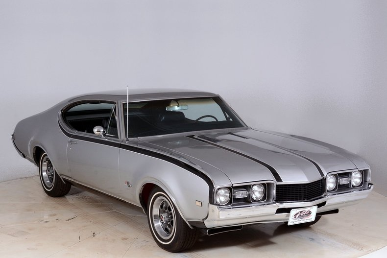1968 Oldsmobile Hurst Image 68