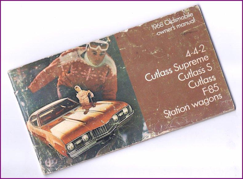 1968 Oldsmobile Hurst Image 73