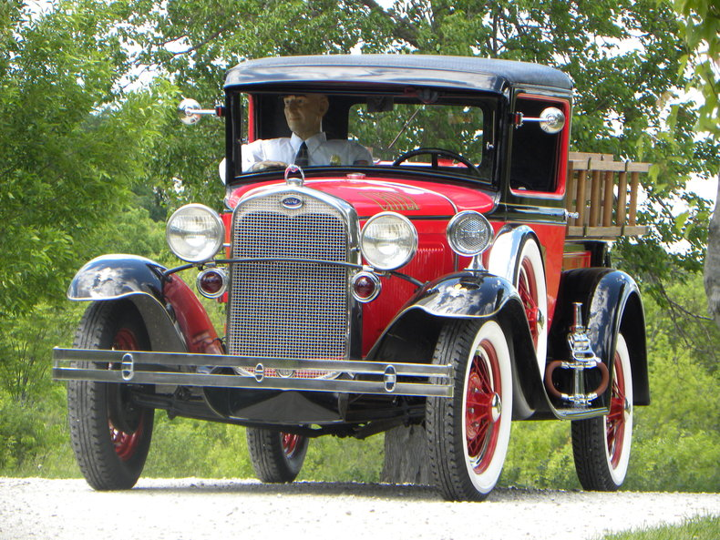 1930 Ford Model A Image 5