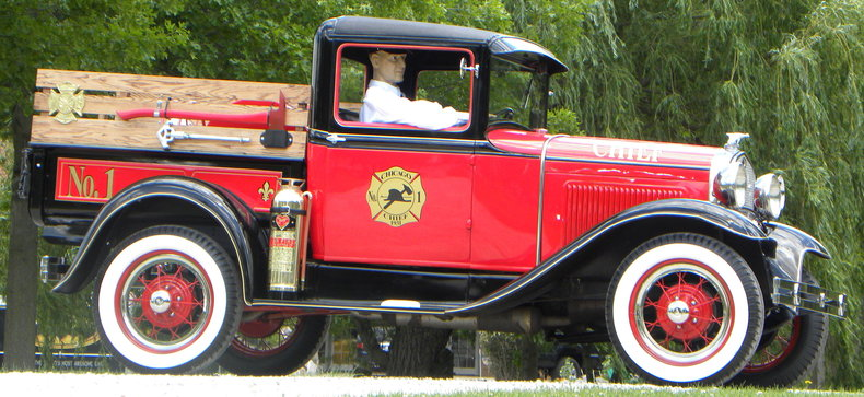 1930 Ford Model A Image 11