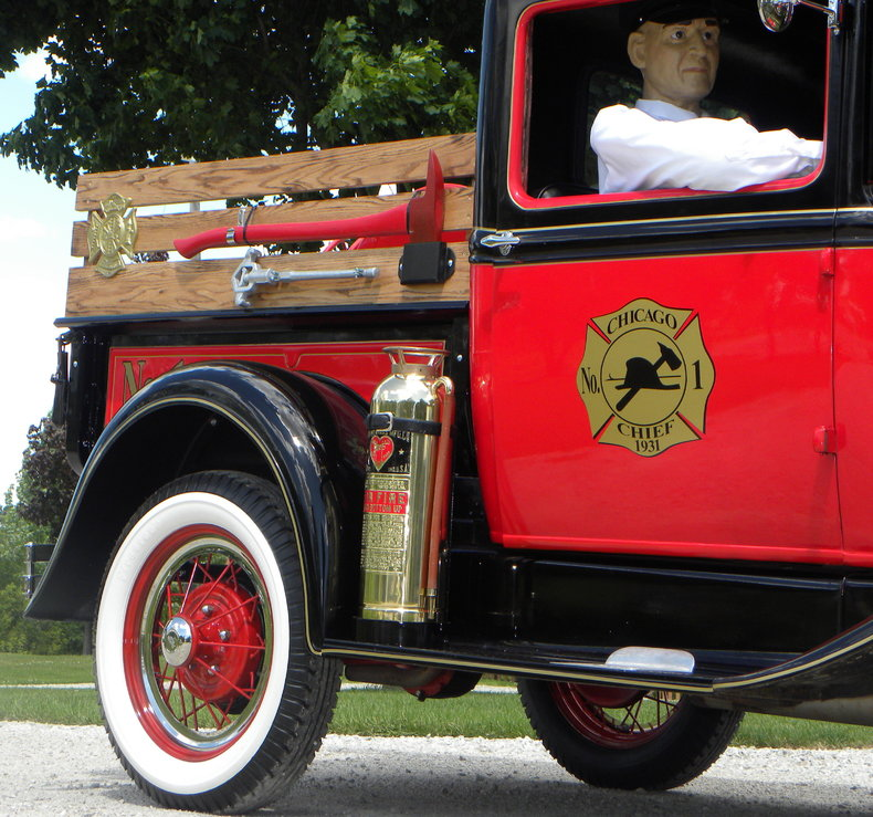 1930 Ford Model A Image 16