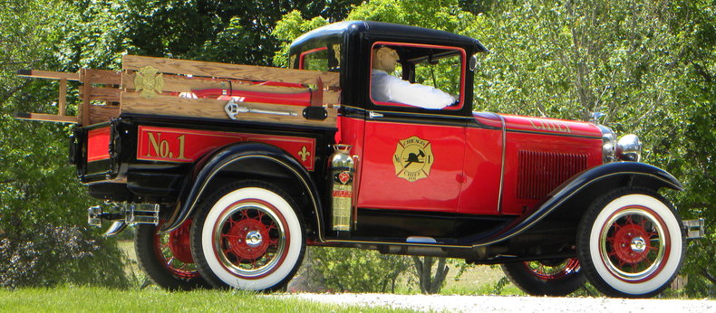 1930 Ford Model A Image 27