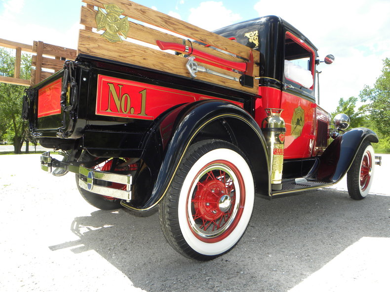 1930 Ford Model A Image 54