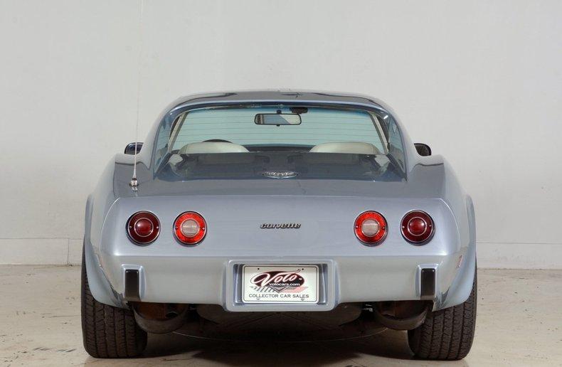 1977 Chevrolet Corvette Image 17