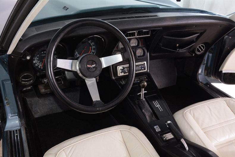 1977 Chevrolet Corvette Image 18