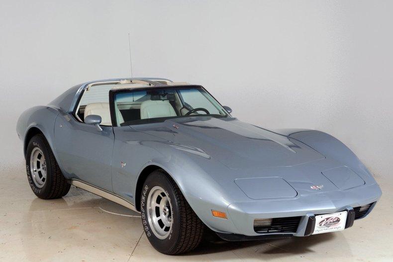 1977 Chevrolet Corvette Image 67