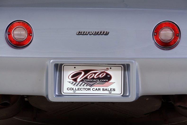 1977 Chevrolet Corvette Image 68