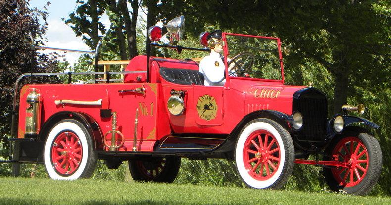 1919 Ford Model TT Image 6