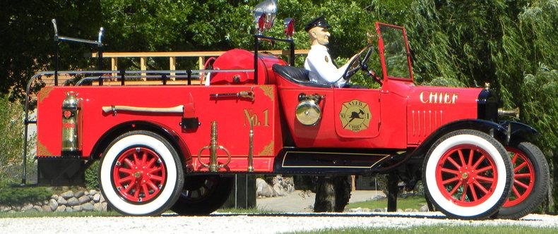 1919 Ford Model TT Image 7