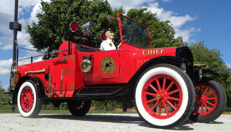1919 Ford Model TT Image 10