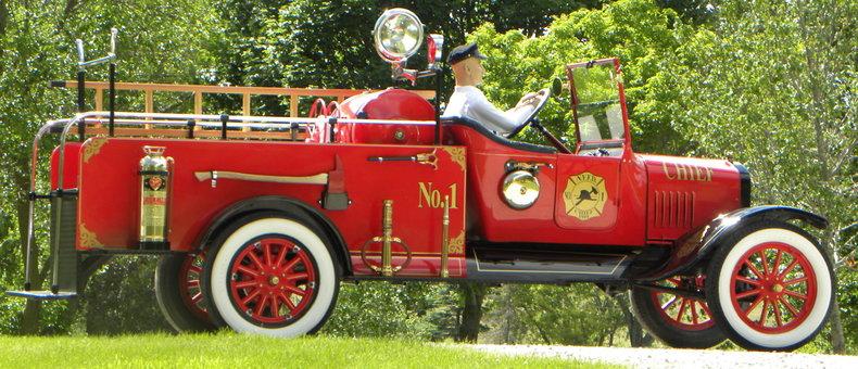 1919 Ford Model TT Image 25