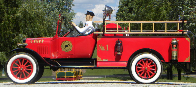 1919 Ford Model TT Image 31