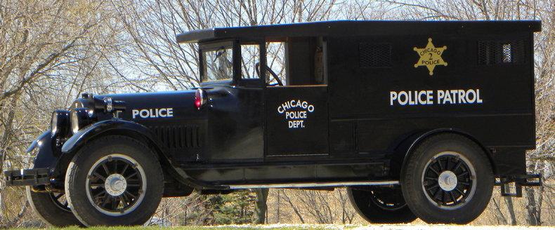 1923 Hudson Paddy Wagon Image 2